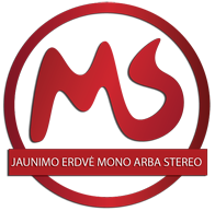 Mono arba Stereo