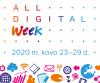 Skaitmeninė savaitė 2020